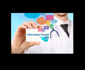 baranabas health business cards
